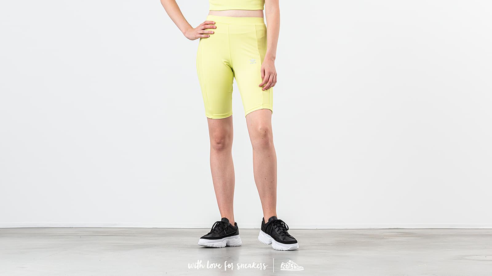 Shorts adidas Cycling Shorts Semi Frozen Yellow
