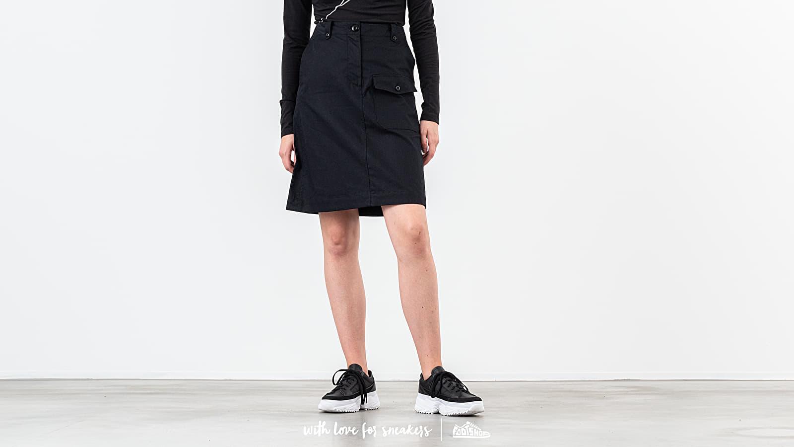Faldas WOOD WOOD Runa Skirt Black