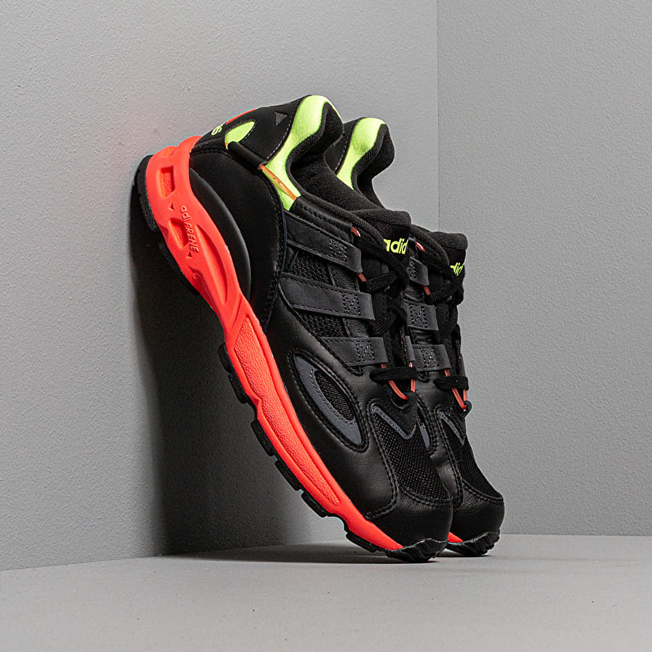 adidas LXCON 94 Core Black/ Grey Six/ Solar Red EUR 46