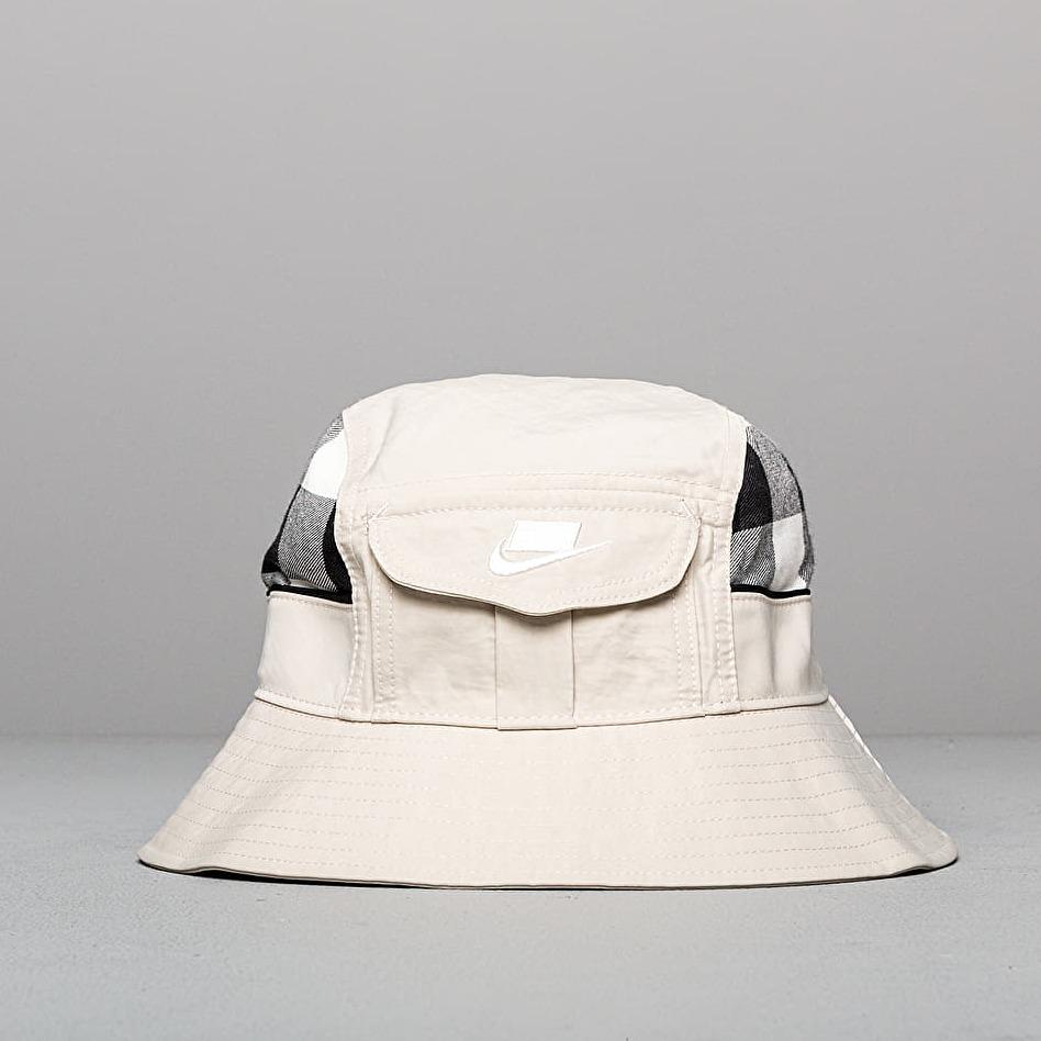 Nike Sportswear D.Y. Bucket Cap Light Bone, Brown