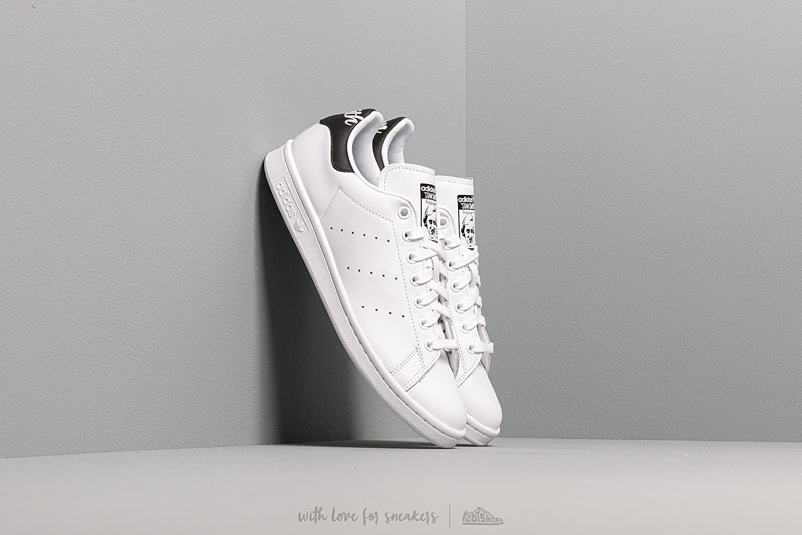 Männer adidas Stan Smith Ftw White/ Core Black/ Ftw White