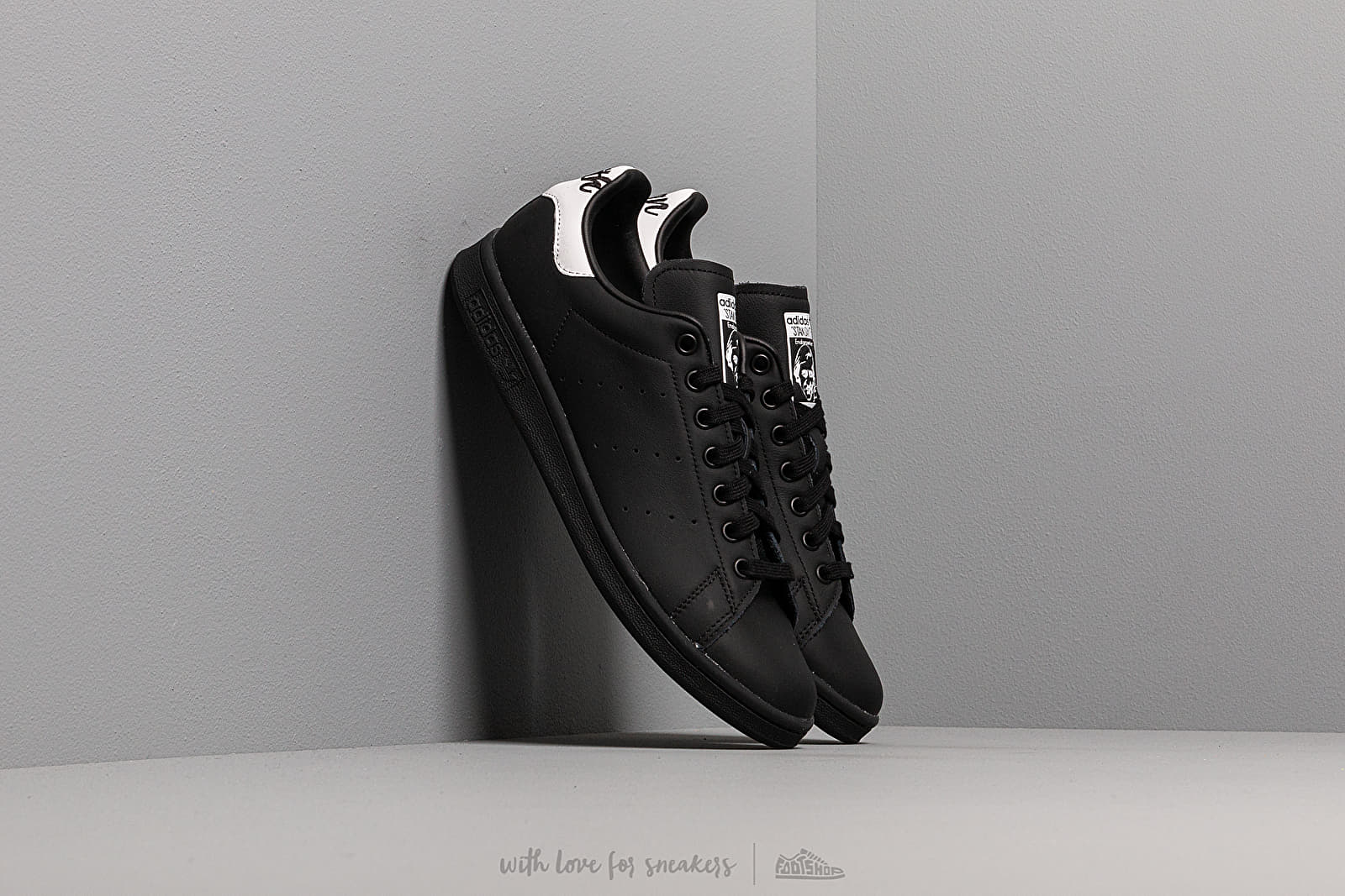 adidas Stan Smith Core Black Ftw White Core Black | Footshop