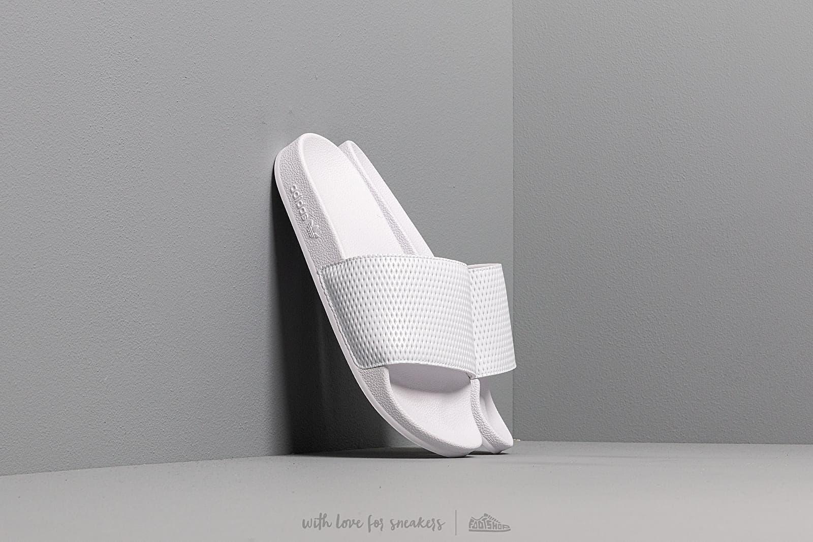 Women's shoes adidas Adilette W Ftw White/ Ftw White/ Ftw White