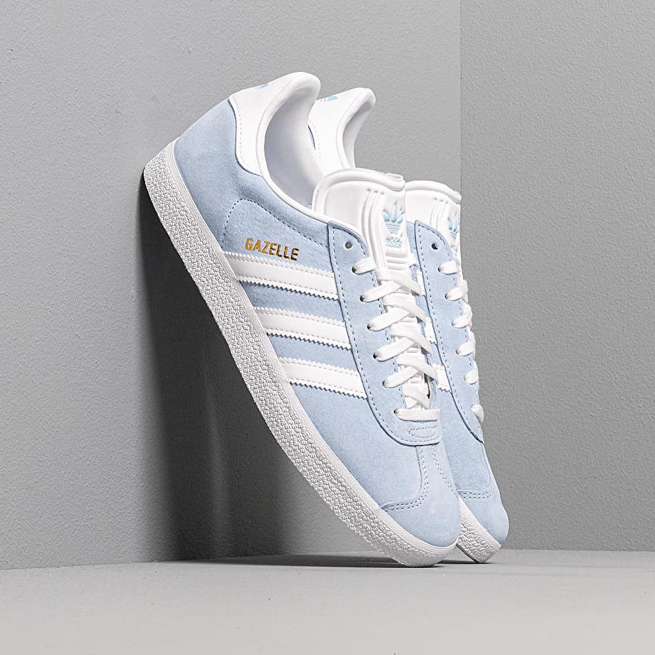 adidas Gazelle W Glow Blue/ Ftw White/ Gold Metalic EUR 39 1/3