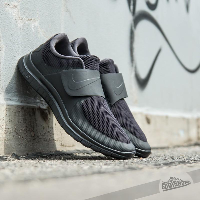 f0e4a63393f2e Nike Free Socfly Black  Black-Anthracite