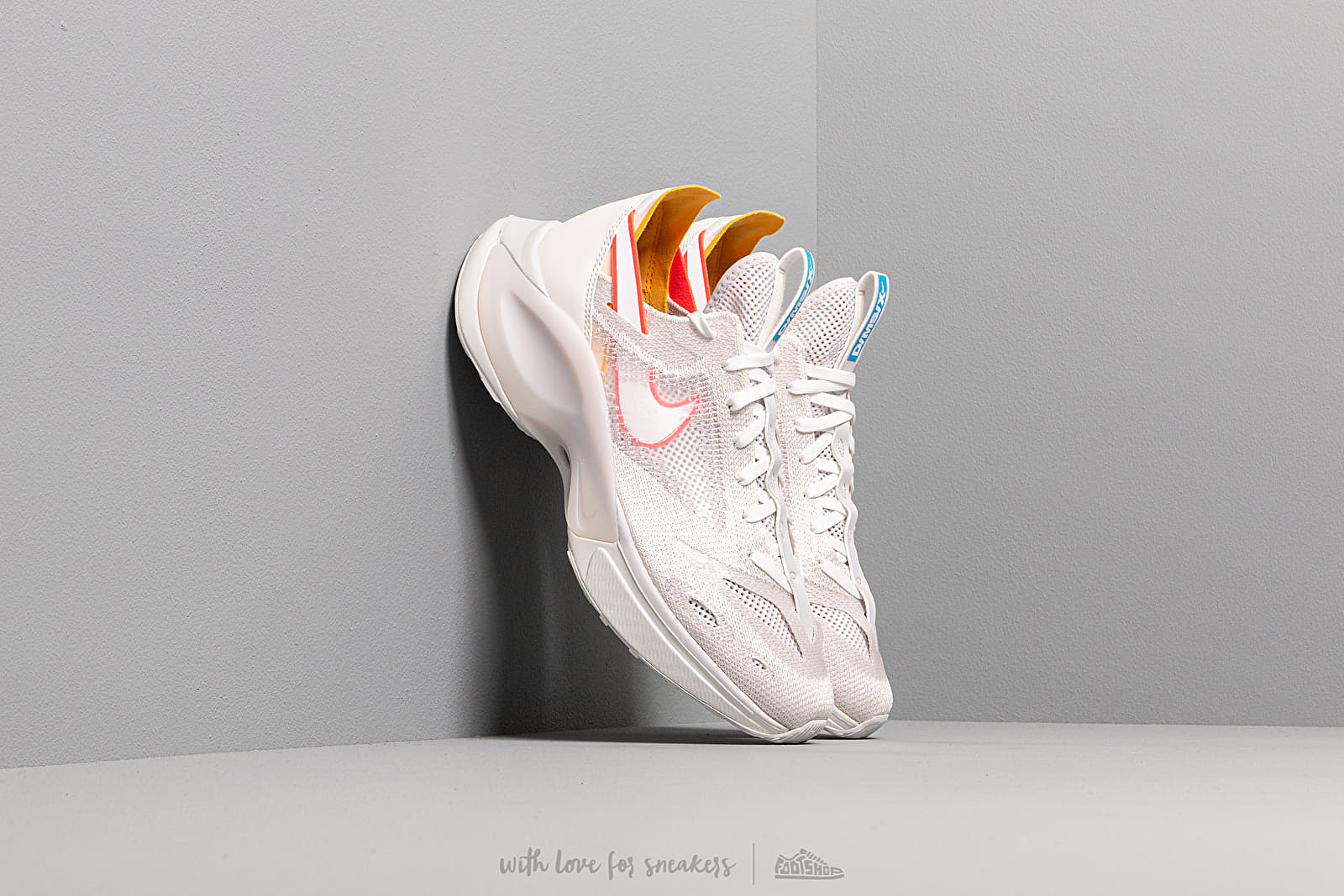 Pánské tenisky a boty Nike N110 D/MS/X Phantom/ White-Vast Grey-Blue Hero