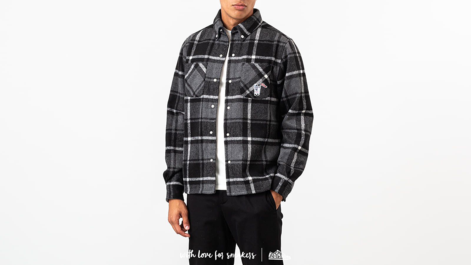 Billionaire Boys Club Heavy Check Shirt