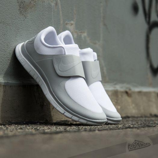 Bergantín llenar Omitido  Men's shoes Nike Free Socfly White   Footshop