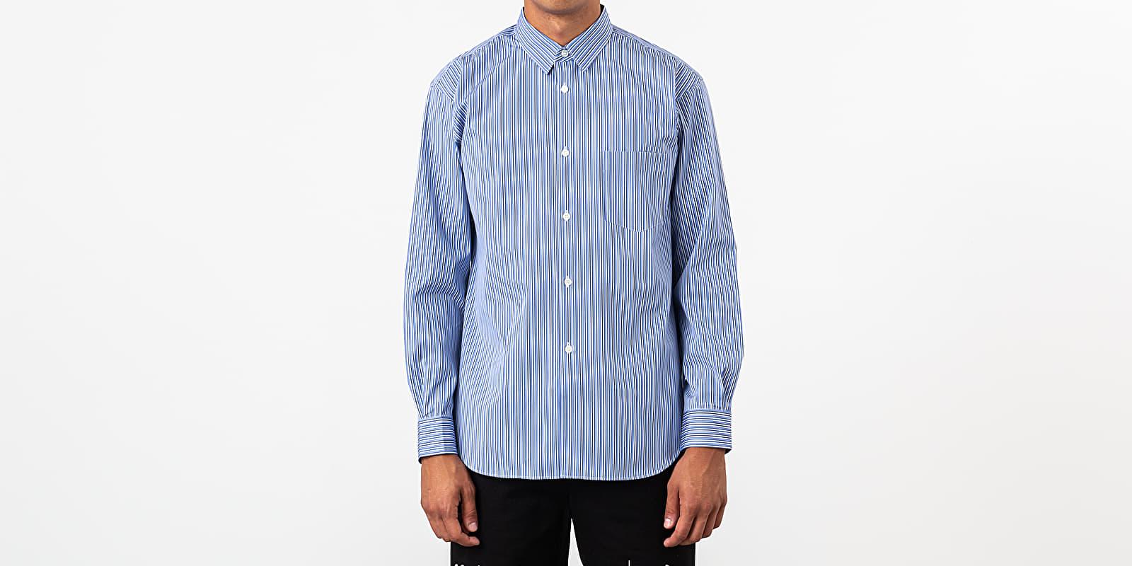 Comme_des_Garçons_SHIRT_Shirt_Blue