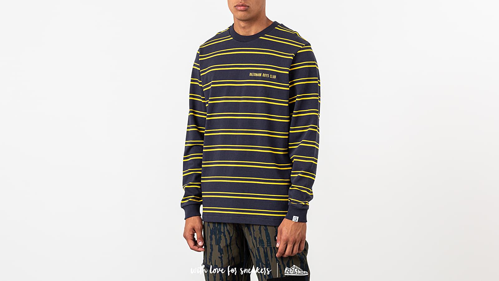 Billionaire Boys Club Stripe Knit Longsleeve Tee