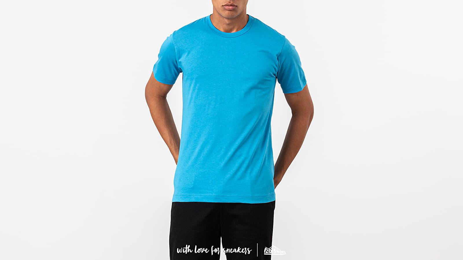 T-shirts Comme des Garçons SHIRT Tee Blue