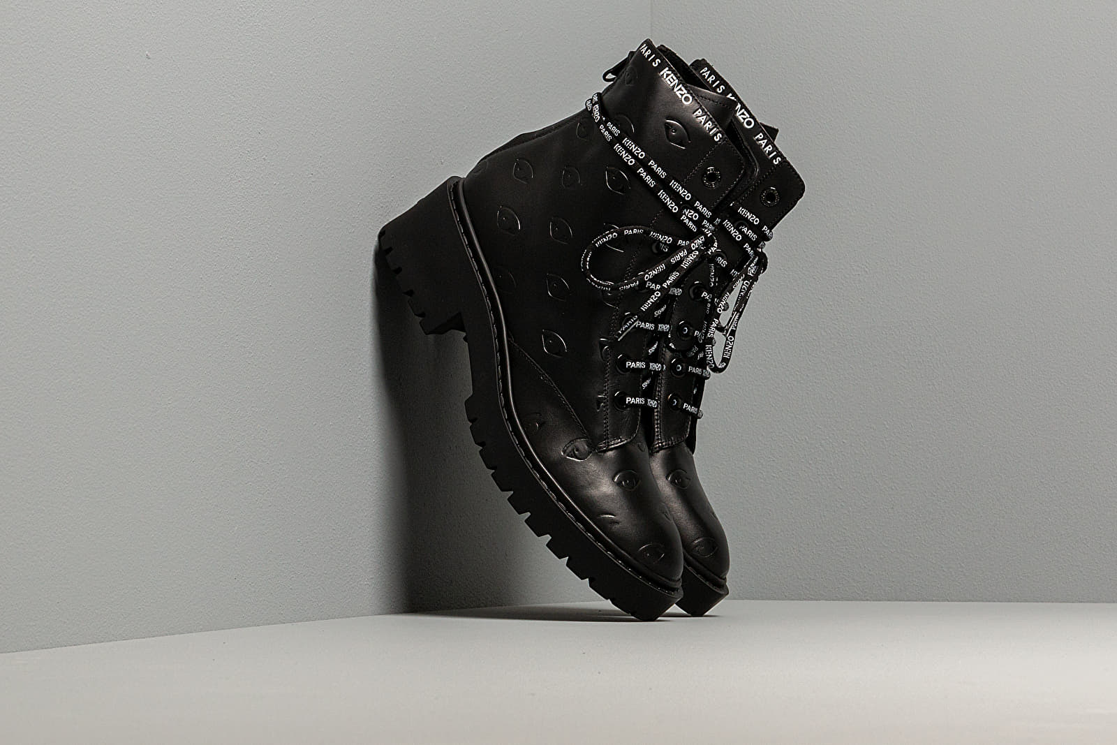 KENZO Pike Lace Up Boot