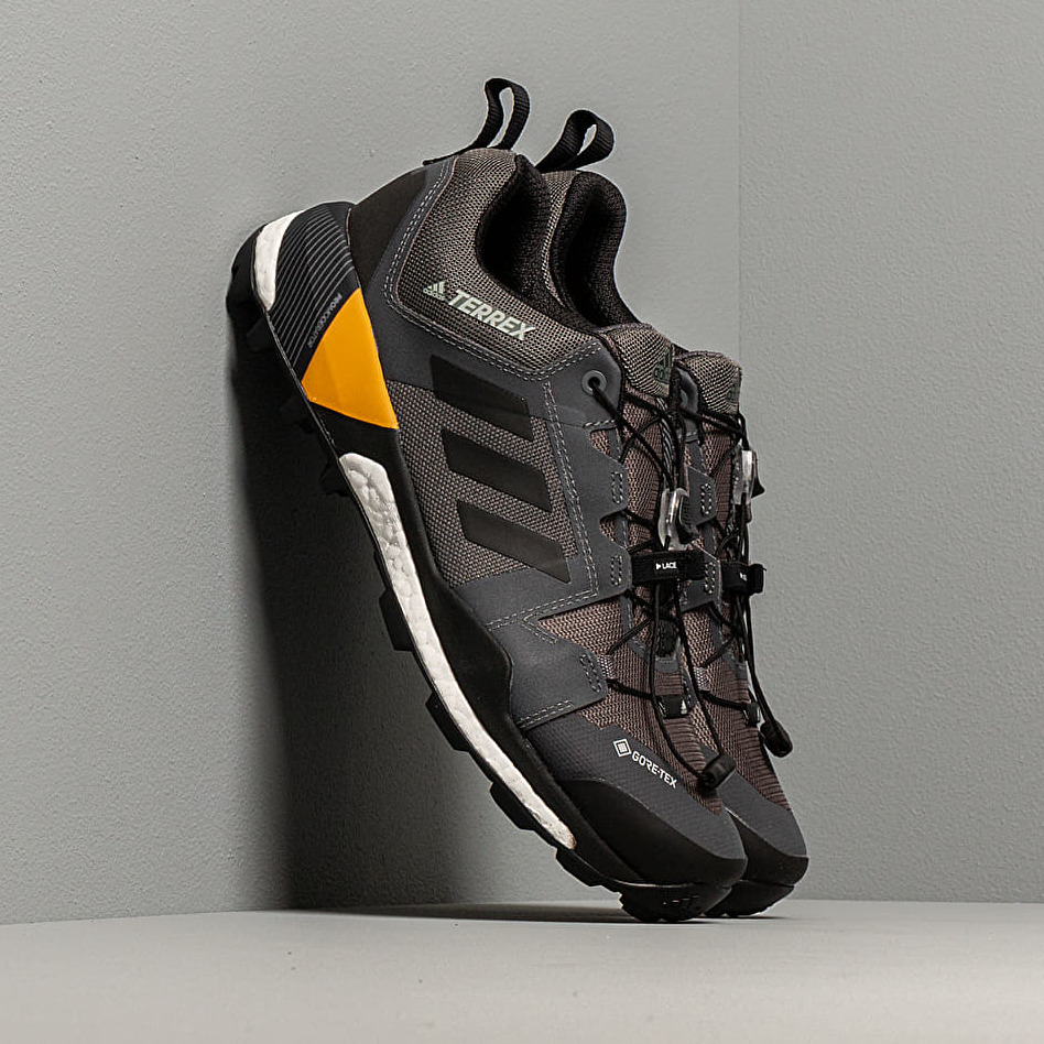 adidas Terrex Skychaser XT GTX Grey Five/ Core Black/ Active Gold EUR 44