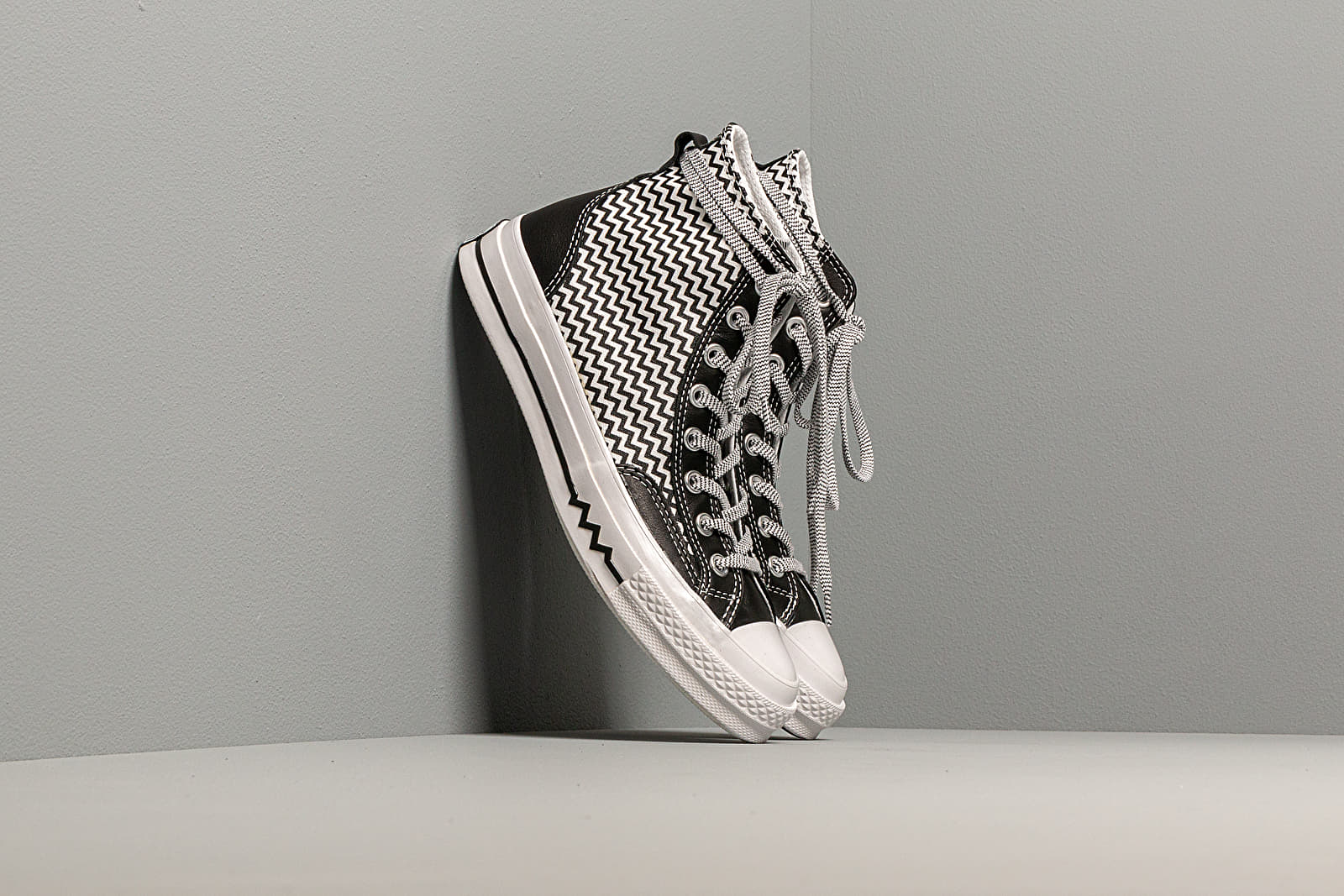 Women's shoes Converse Chuck 70 Mission-V Converse Black/ White/ White