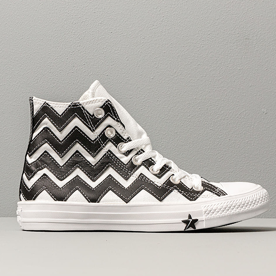 Converse Chuck Taylor All Star Mission-V White/ Black/ White