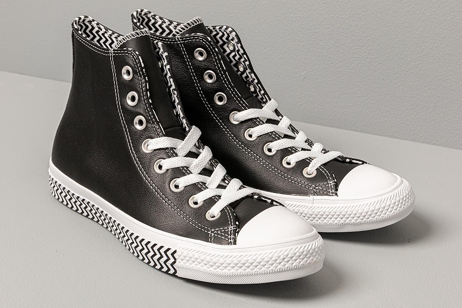 Converse Chuck Taylor All Star Mission V Black White White   Footshop