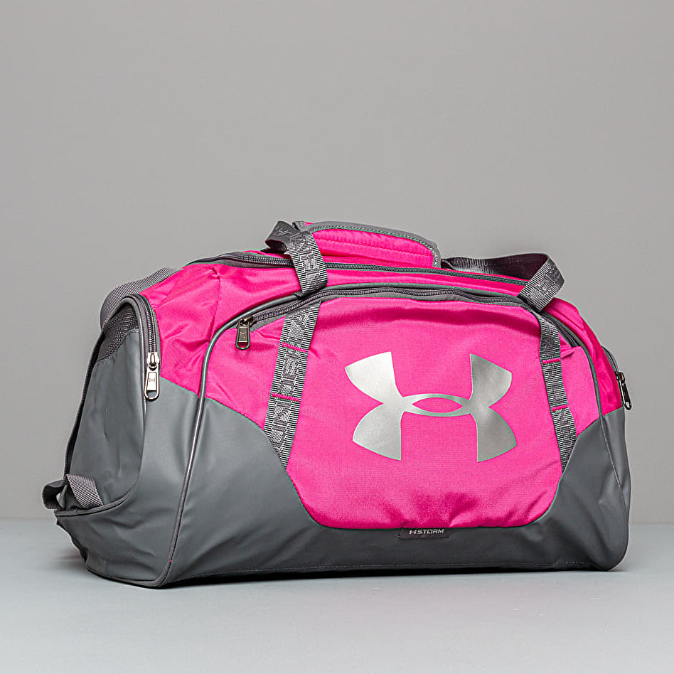 Under Armour Undeniable Small Duffle 30 Pink