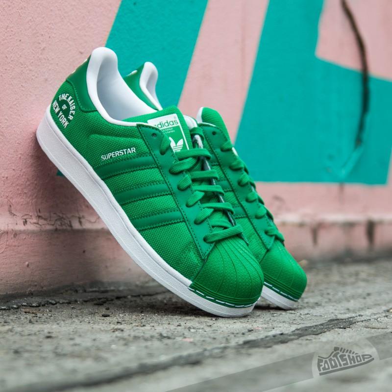 d5dde8683ba7c adidas Superstar Beckenbauer Pack Green/ Ftw White | Footshop