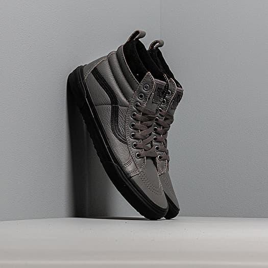 shoes Vans SK8-Hi MTE (MTE) Leather/ Grey
