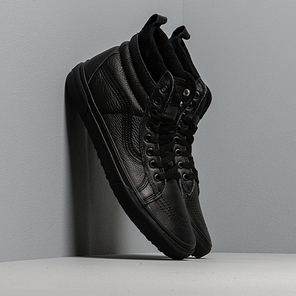 Vans SK8-Hi MTE (MTE) Leather/ Black EUR 45
