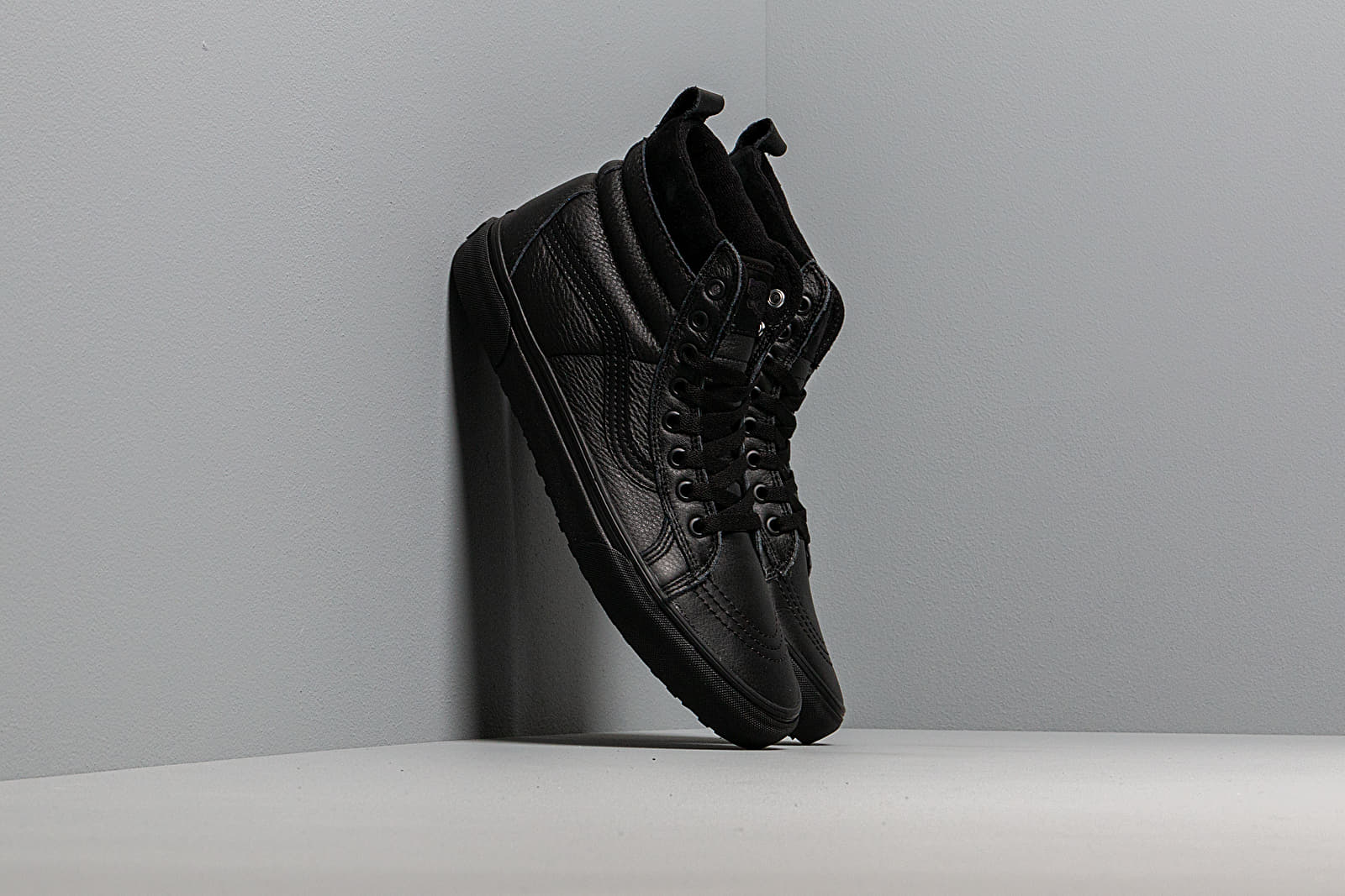 Men's shoes Vans SK8-Hi MTE (MTE) Leather/ Black