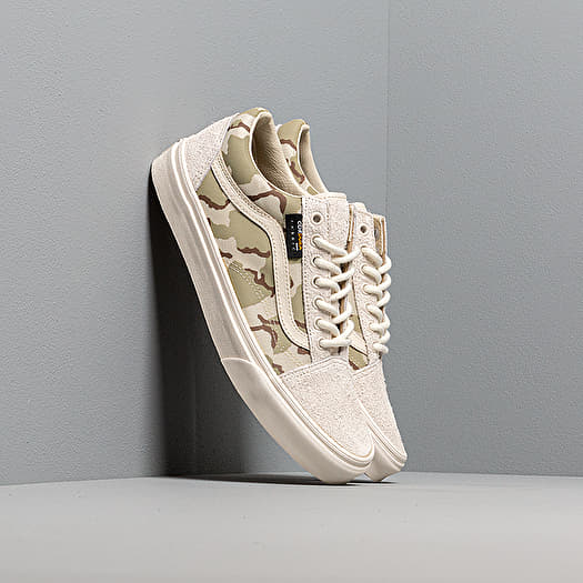 vans camo old skool