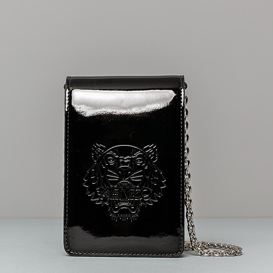 KENZO Tiger Phone Case Black