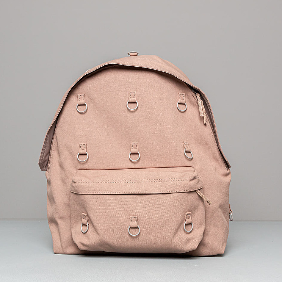 Eastpak x Raf Simons Padded Loop Bag Grey Pink