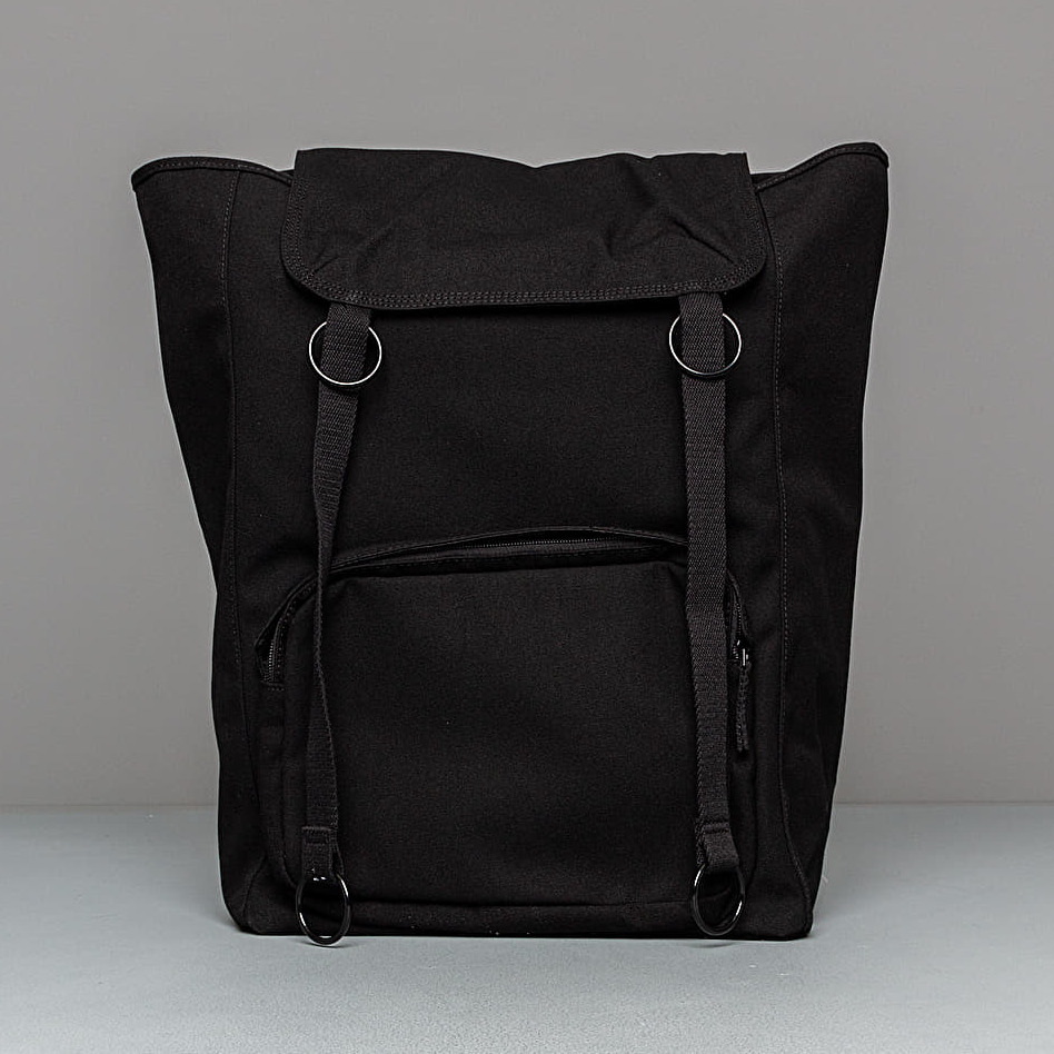 Eastpak x Raf Simons Topload Loop Bag Black
