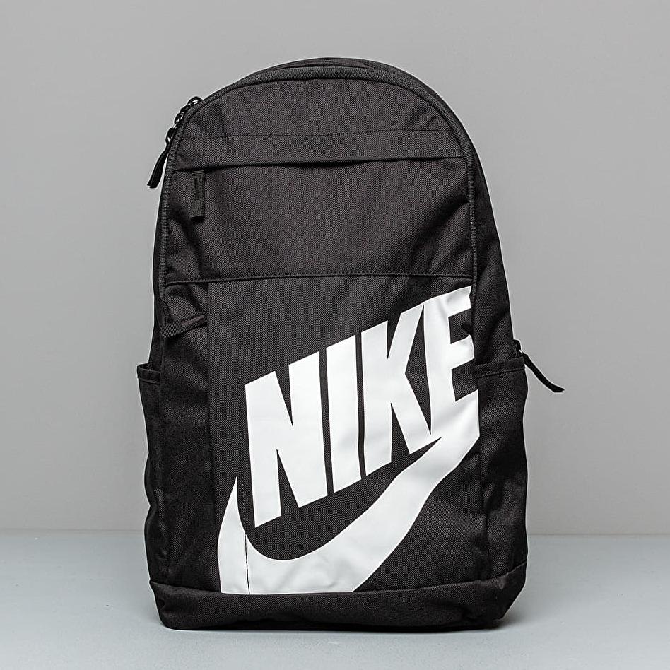 Nike Elemental Backpack Black/ Black/ White 25 litrov