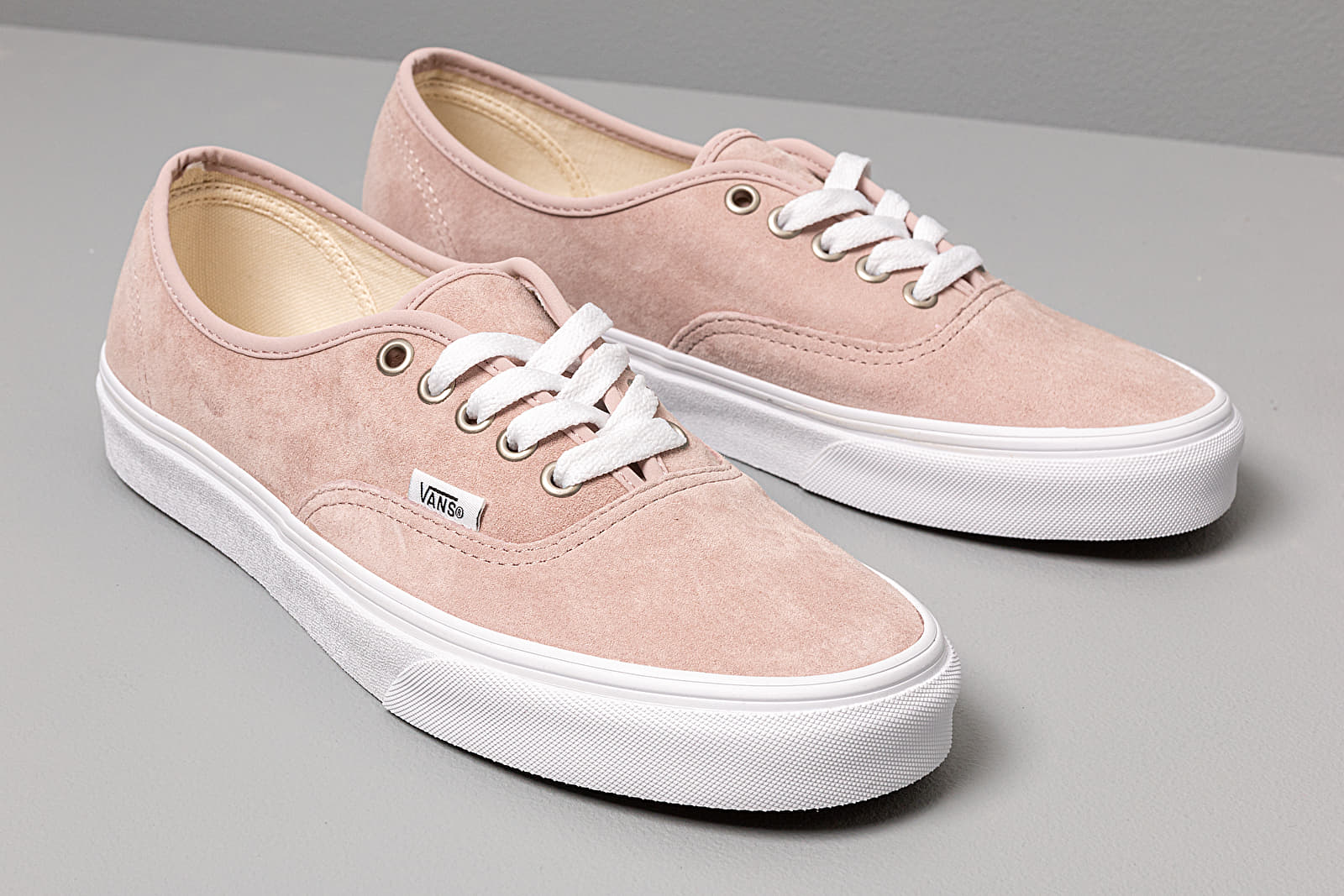 shoes Vans Authentic (PIG SUEDE) Shadow