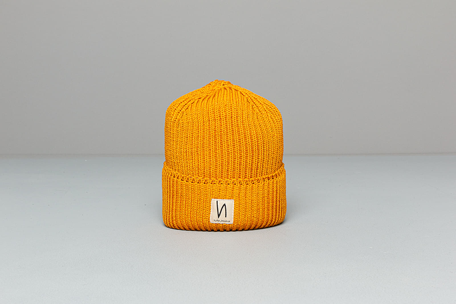 Nudie Jeans Tyson Ribbed Beanie