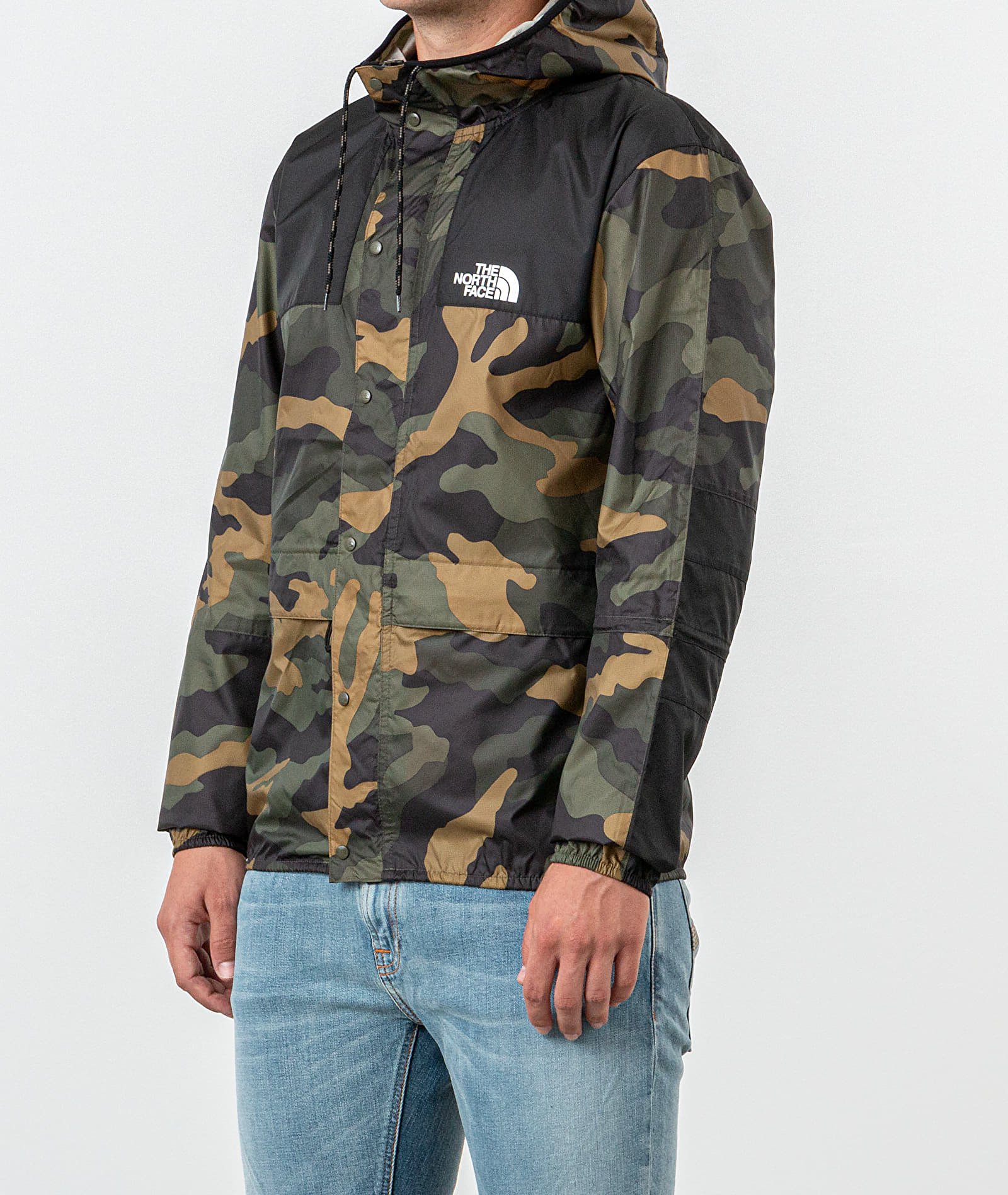 The North Face Jacket Camo S