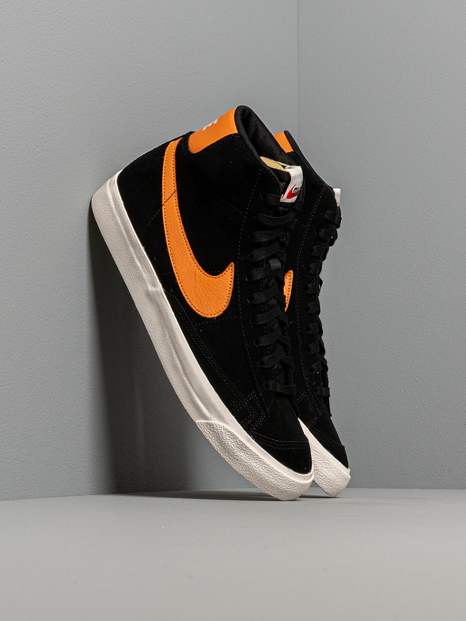 Nike Blazer 77 Black/ Amber Rise-Sail | Footshop