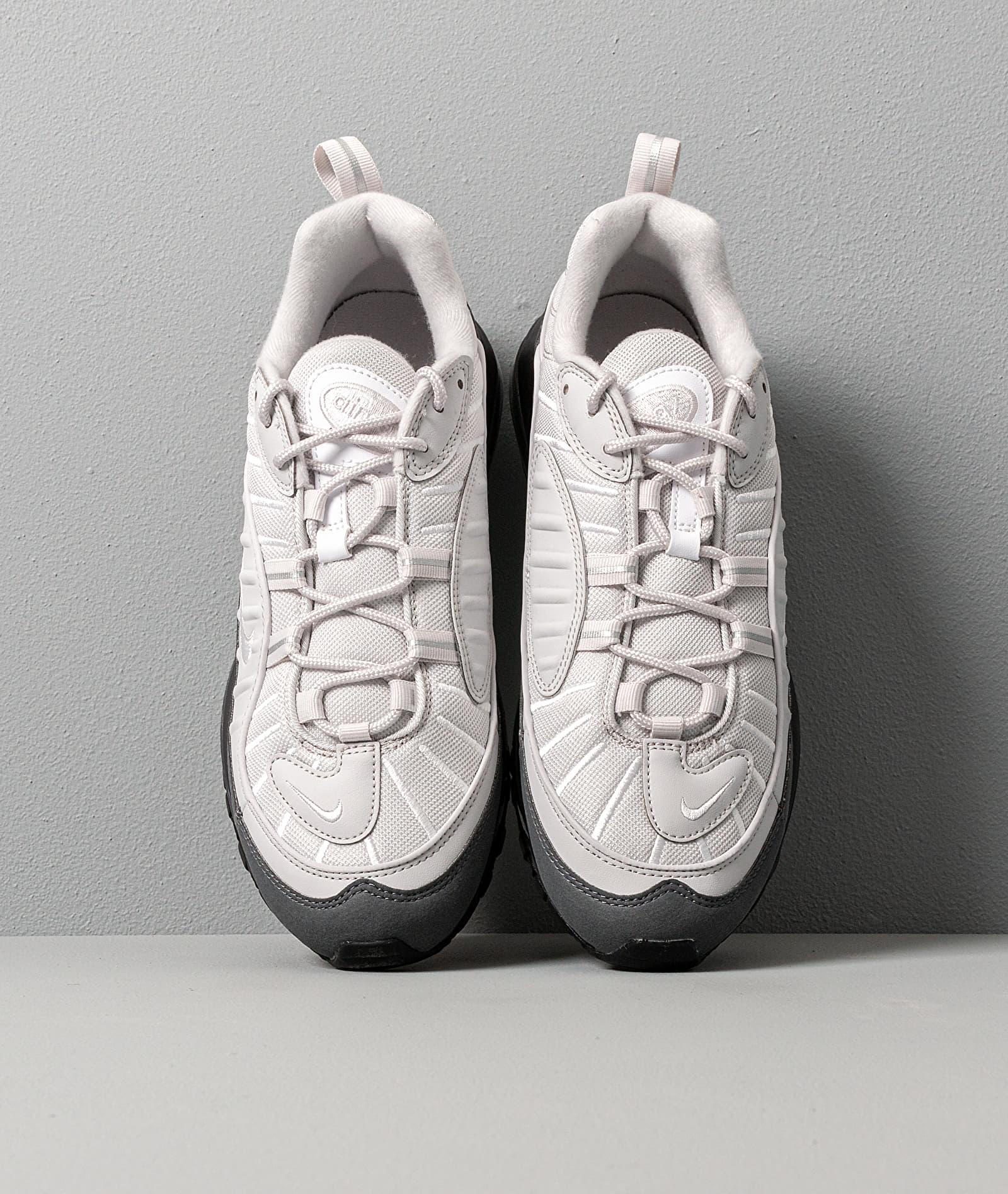 Nike Air Max 98 White/ White-Vast Grey-Dark Grey