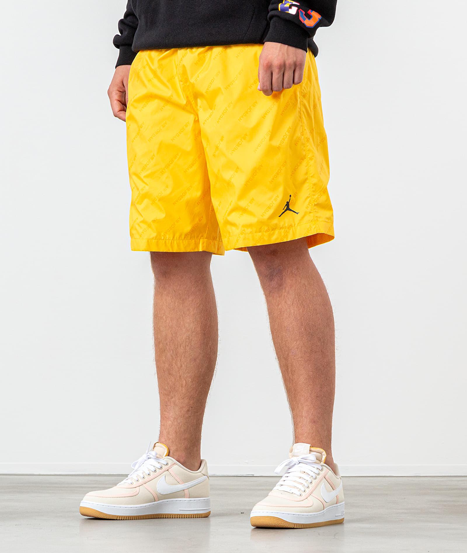 Jordan Legacy AJ4 Shorts Varsity Maize, Yellow