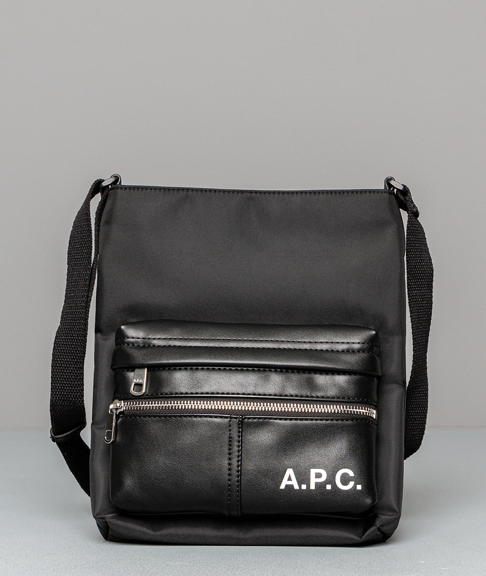 APC Camden Sacoche Bag Black