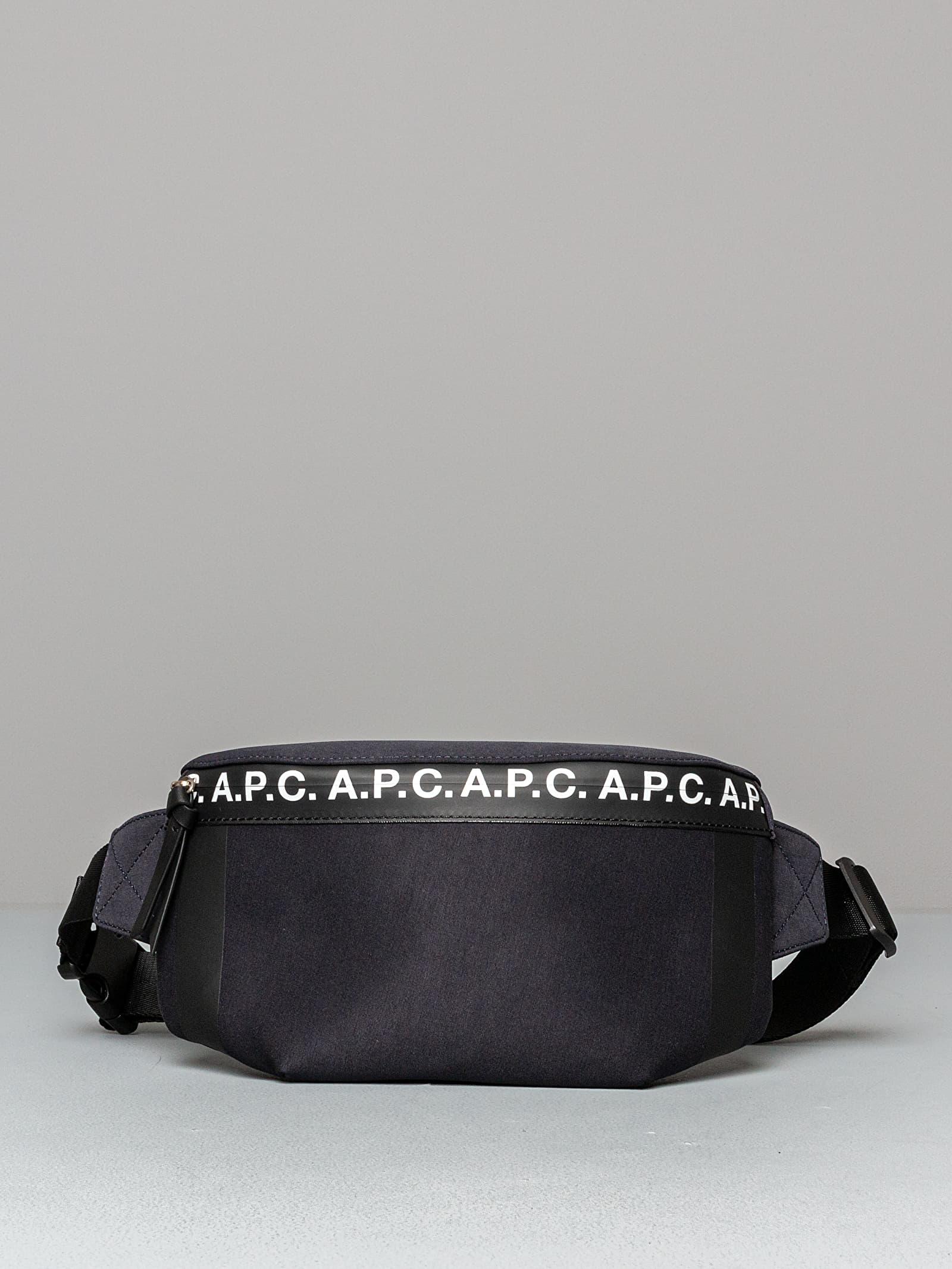 A.P.C. Savile Bum Bag