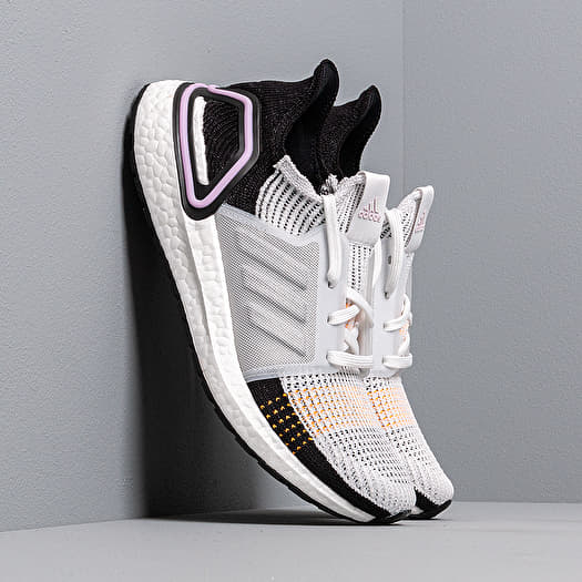 adidas UltraBOOST 19 WCrystal White Crystal White Core Black