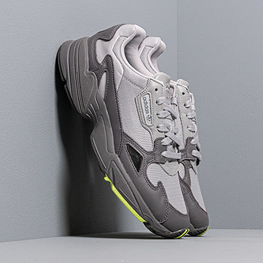 Women's shoes adidas Falcon W Grey Four