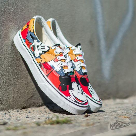 Vans U Era DISNEY Mickey & Friends Multicolor   Footshop