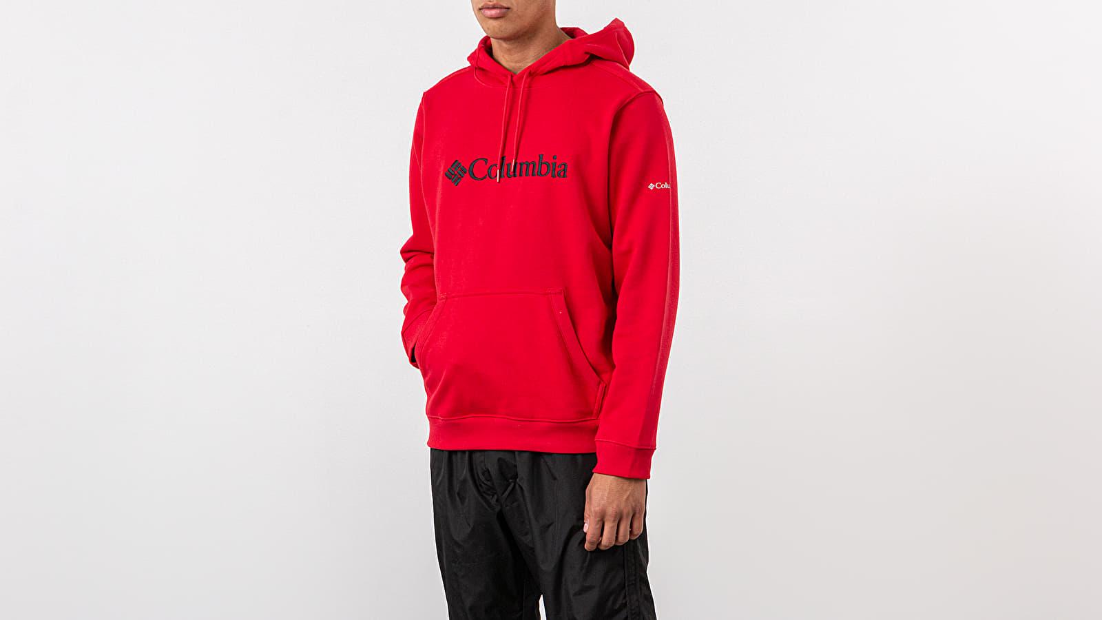 Sweatshirts Columbia CSC Basic Logo™ II Hoodie Mountain Red
