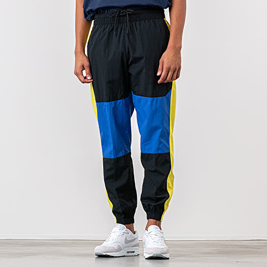 Nike Sportswear RE ISSUE Pantalon de survêtement black