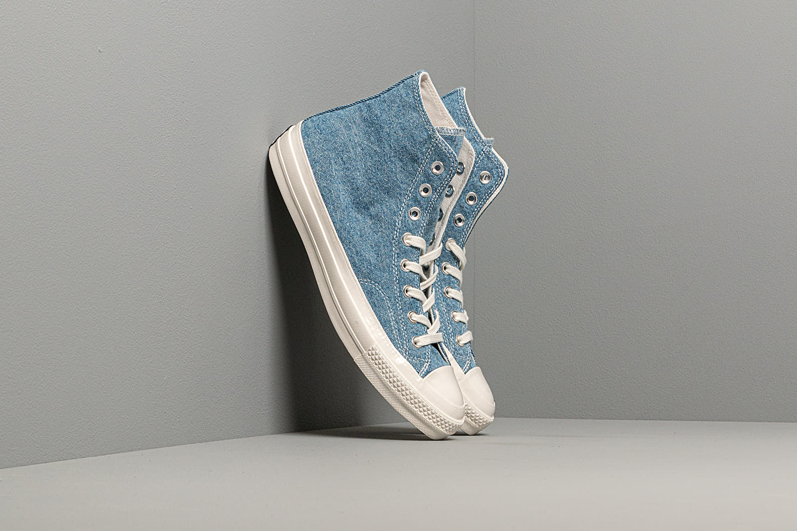 Men's shoes Converse Chuck 70 Hi Renew Light Denim/ Egret/ Egret