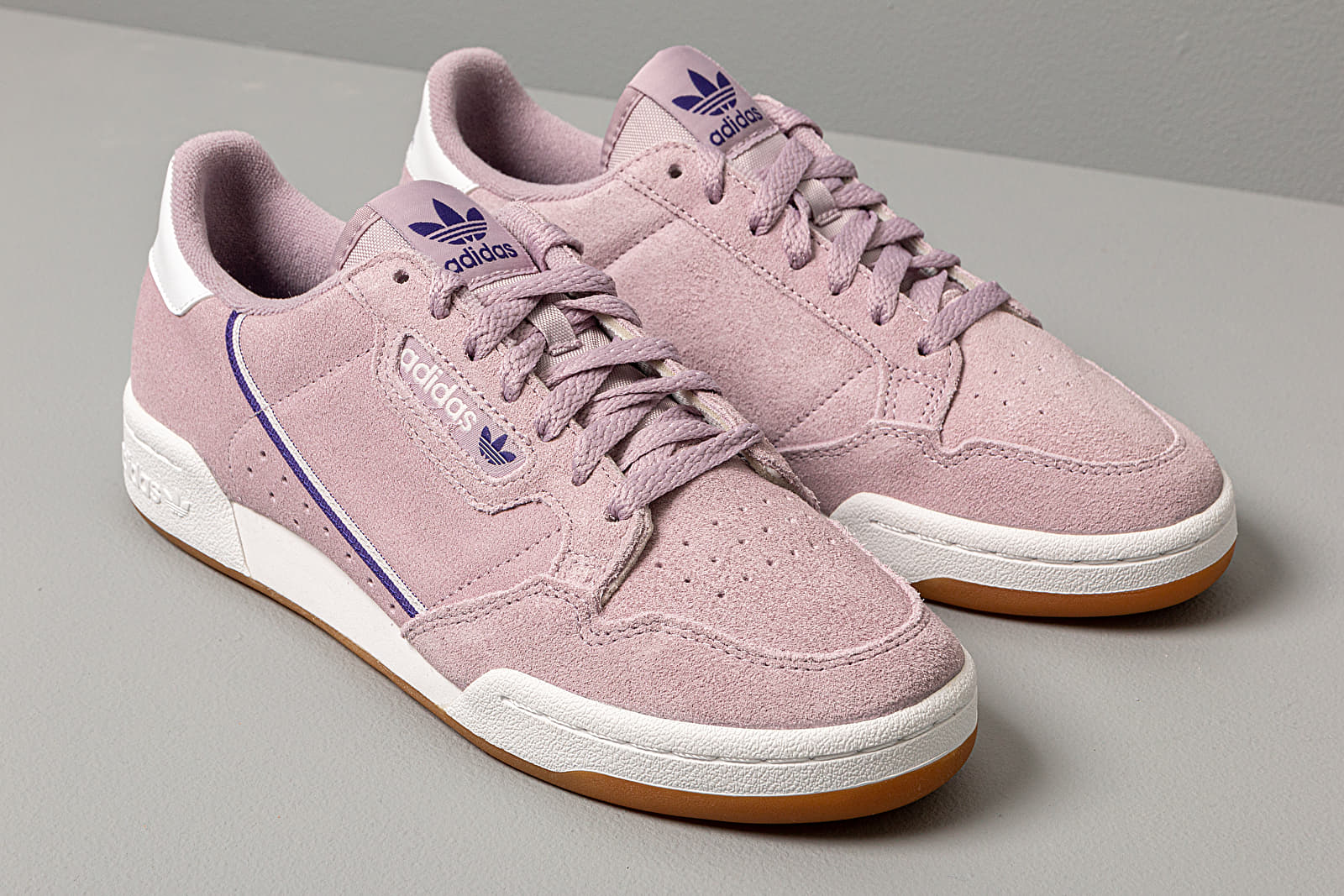adidas Continental 80 WSoft Vision Core Purple Orchid Tint