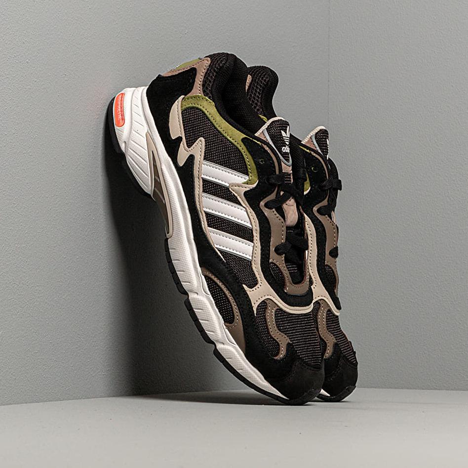 adidas Temper Run Core Black/ Ftw White/ Core Black