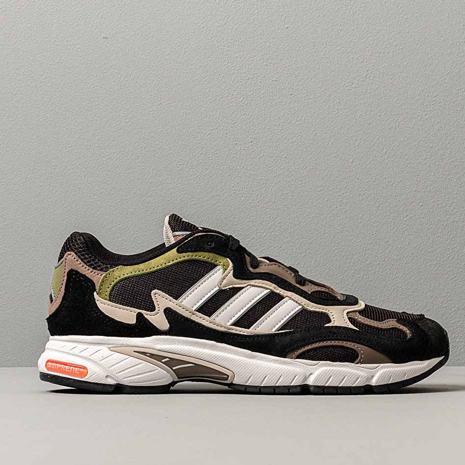 adidas Temper Run Core Black/ Ftw White/ Core Black