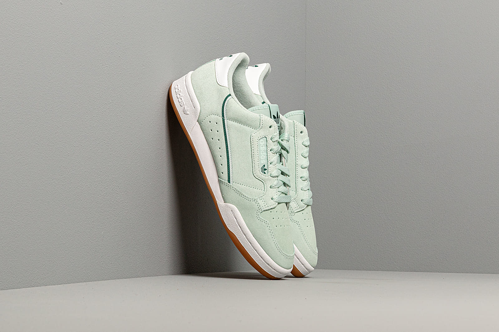 Women's shoes adidas Continental 80 W Vapor Green/ Ice Mint/ Ftw White