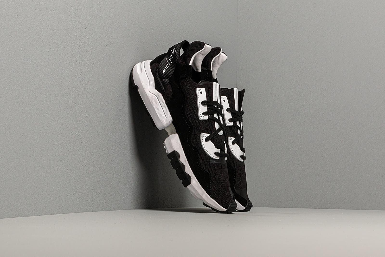 Men's shoes Y-3 ZX Torsion Black-Y3/ Ftwr White/ Black-Y3