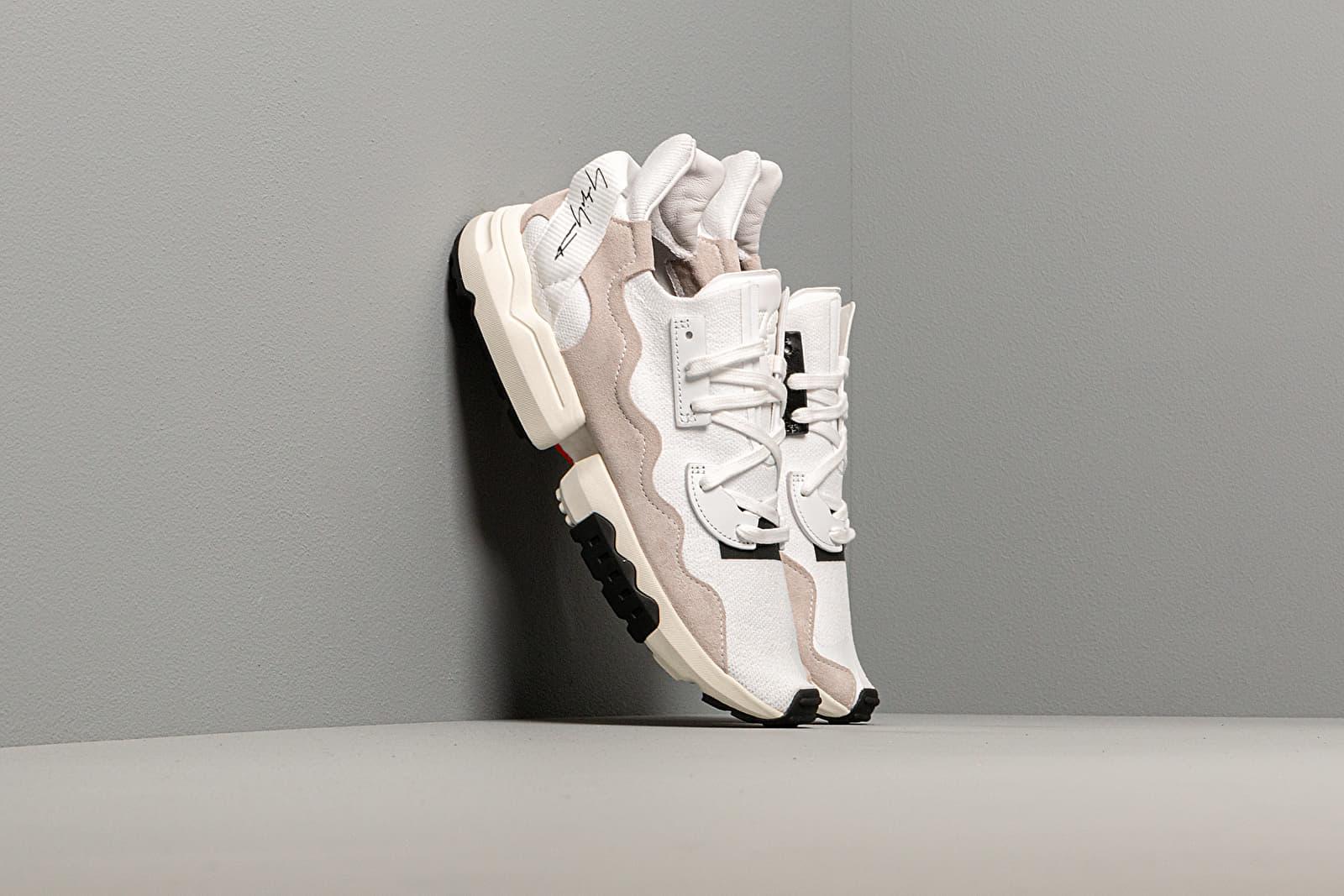 Men's shoes Y-3 ZX Torsion Ftwr White/ Ftwr White/ Black-Y3